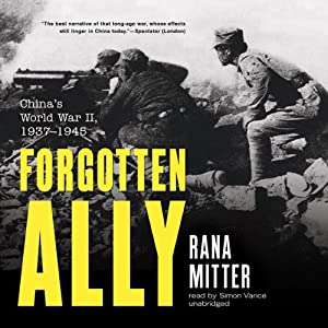 Forgotten Ally Audiobook