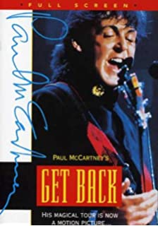 Paul McCartneys Get Back World Tour