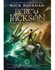 Lightning Thief: Percy Jackson & the Olympians Book 1