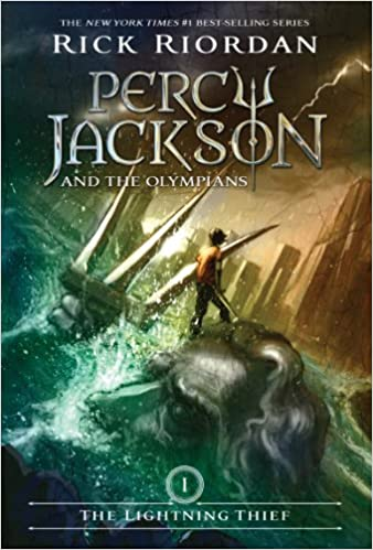 Image result for percy jackson livre