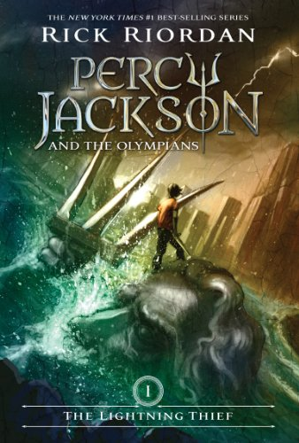 Percy Jackson and the Olympians, Book 1: The Lightning Thief by Rick Riordan