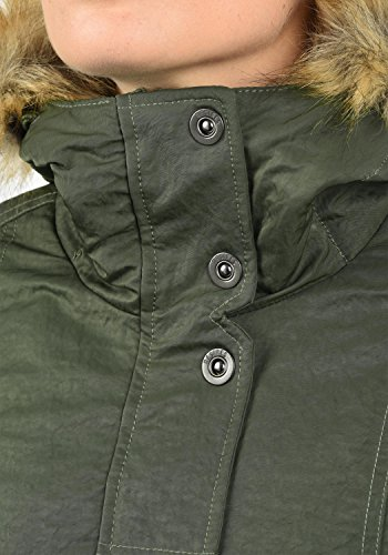 Manteau Desires Avec Longue Faux Ivy Pour Jana D'hiver 3785 À Fur Parka Veste Femme Capuche Climb AUr5Uqw