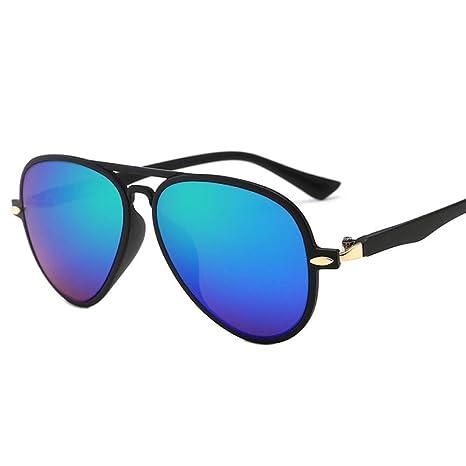 Yangjing-hl Bebé Gafas de Sol para niños Niños Niñas Gafas ...