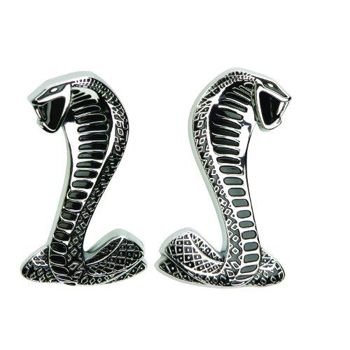 Ford M1447SR Cobra Snake Fender Emblem (Cobra Fender Emblems)