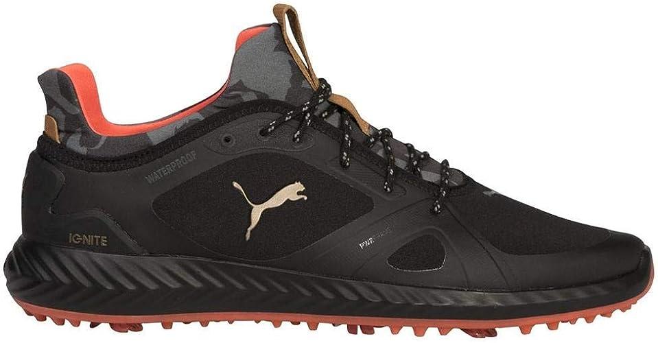 PUMA Golf- Ignite PWRADAPT Camo Shoes