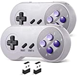 2 Pack 2.4 GHz Wireless USB Controller Compatible