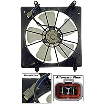NEW A//C CONDENSER COOLING FAN FOR HONDA ACCORD ODYSSEY PRELUDE 2.2L HO3113102
