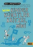Wildes Kinder Künstler Kritzelmini