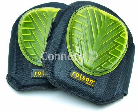 Rolson Rolson professional gel knee pads memory foam with neoprene straps one size fits all loop straps for extra secure fitProfessional Gel Knee Pads - Retail Accessory