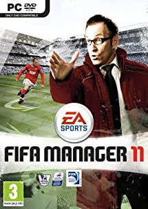 Fifa Manager 11 - PC - DVD - Import