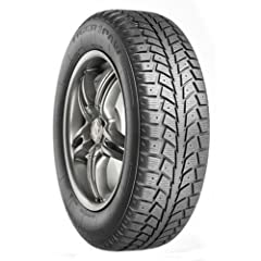 The new and improved Tiger Paw® Ice & Snow II is the affordable winter tire that provides durability and reliability for driving in severewinter conditions.  Benefits of this Tire:  For enhanced ice traction       Molded for studs (use #1...