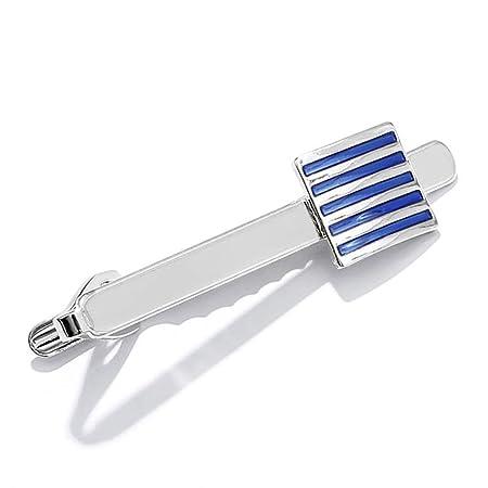 1 barra de corbata para hombre, alfiler de corbata de gama alta ...