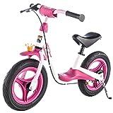 Kettler 0T04040-0040 12.5-Inch Spirit Air Princess Balance Bike