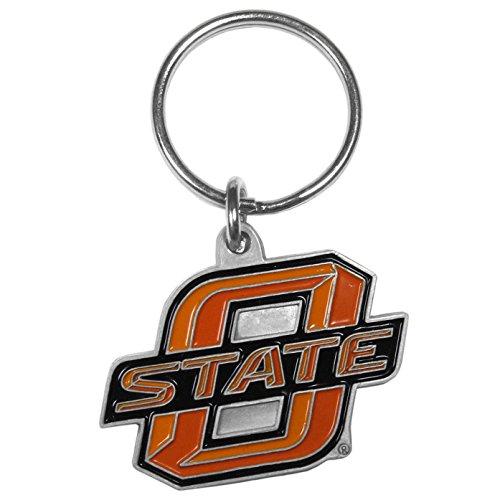 Siskiyou NCAA Oklahoma State Cowboys Carved Metal Key Chain