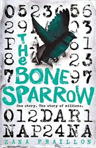 Image result for the bone sparrow amazon