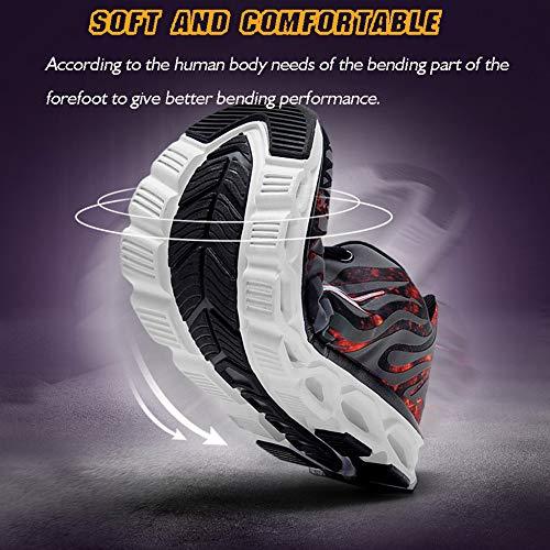 Hommes Que Chaussures Et Étudiants Velours Chaudes D'hiver Ainsi Course Plein De Air Red Sport En Pour rYYqIPz