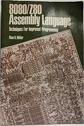 Z-80 and 8080 assembly language programming