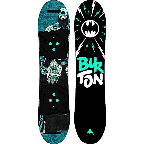 BURTON NUTRITION Burton - Youth Chopper Snowboard 2018, DC Comics, - Burton Chopper Youth