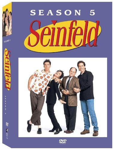 Seinfeld: Season 5 (4 Volume Seinfeld)
