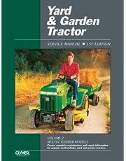 Yard & Garden Tractor Service Manual: Multi-Cylinder Models