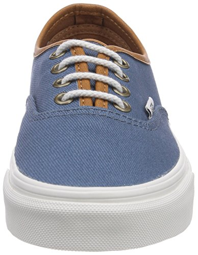 Adulti Gli Autentici Unisex Grigio Furgoni Basso Sneaker bluestone zxnWRW6Zw