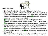 Juki DDL-8100 Economy Straight Stitch Industrial