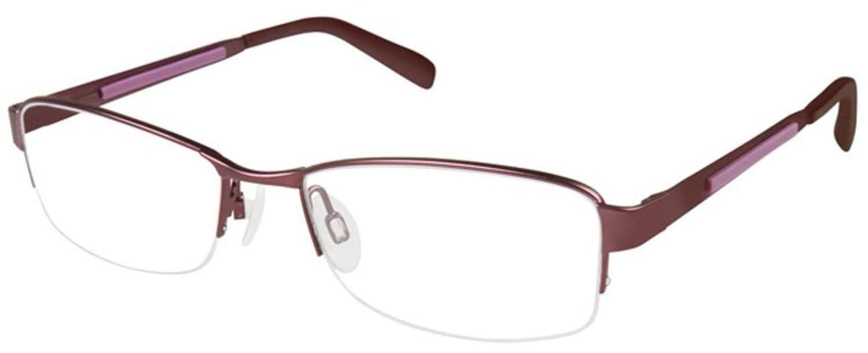 Eyeglasses Eddie Bauer 32207 Wine WI
