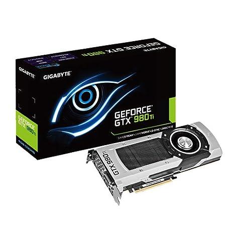 Gigabyte GV-N98TD5-6GD-B NVIDIA GeForce GTX 980 Ti 6GB - Tarjeta ...