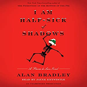 I Am Half-Sick of Shadows Hörbuch