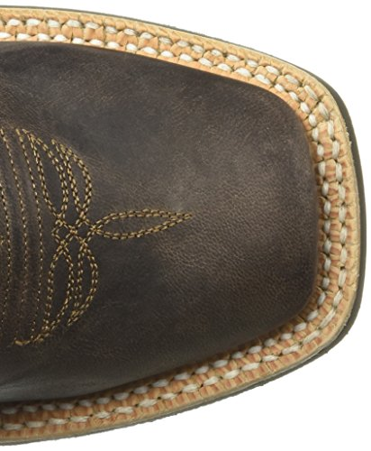 Ariat Womens futurity Western Boot Buckaroo Brown 72F8co5U