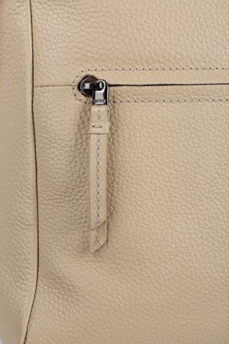 BREE - Bolso mochila  para mujer negro negro 26,5 cm x 25 cm x 8 cm (B x H x T) arena