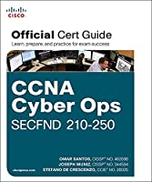 CCNA Cyber Ops SECFND #210-250 Official Cert Guide Front Cover