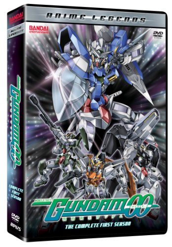 UPC 669198804250, Mobile Suit Gundam 00: Season 1