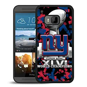 Popular And Lovely Designed Case For HTC ONE M9 With New York Giants 09 Black Phone Case