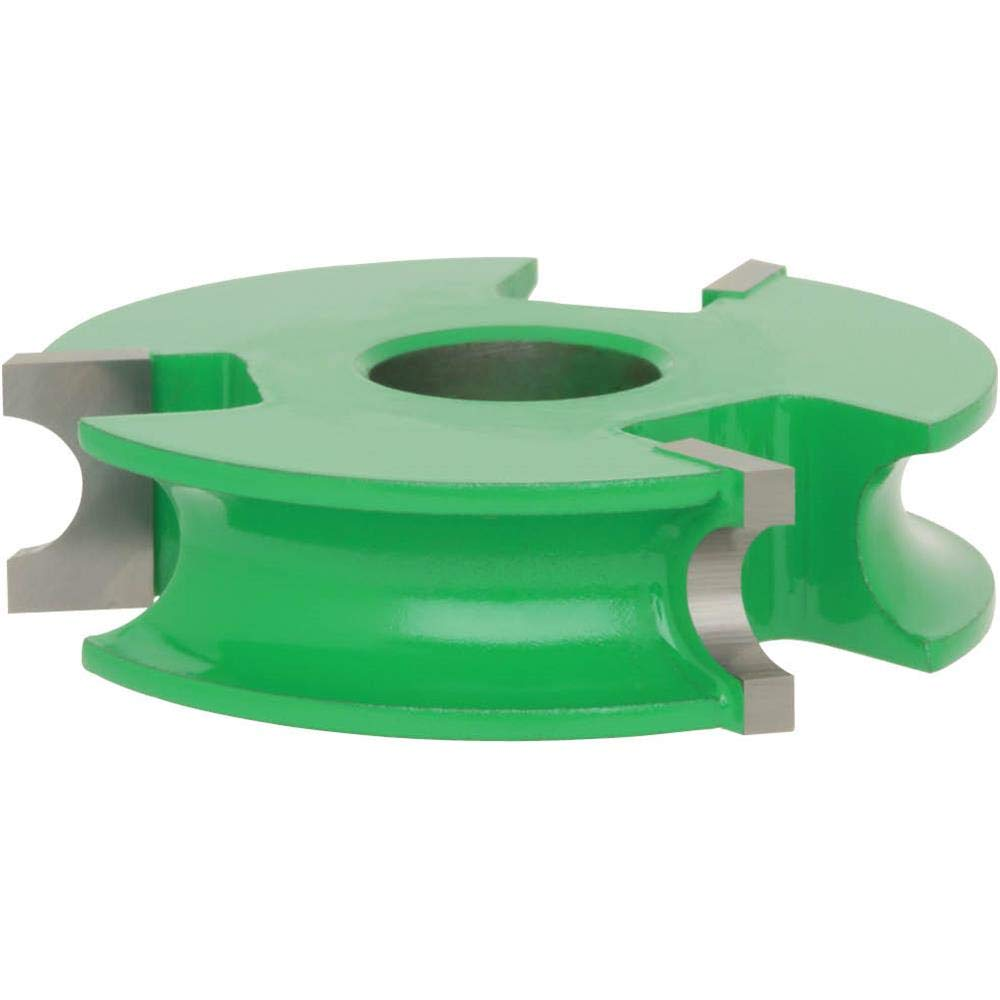 Grizzly C2053 Shaper Cutter, 3/8-Inch Bead, 3/4-Inch Bore