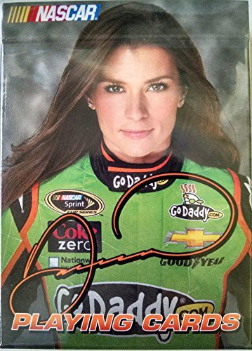 danica-patrick-playing-cards
