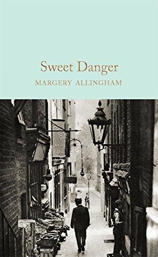 book cover of Sweet Danger