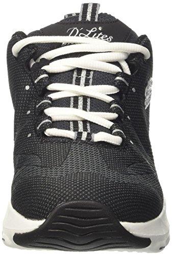 Nero Skechers Allenatori Ultra D'Lite Black Donna rq4WazqS