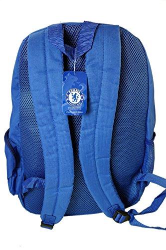 Chelsea Soccer Club Team Logo Backpack - 001 by Rhinox (Image #1)