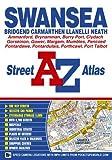 Swansea Street Atlas (A-Z Street Atlas)