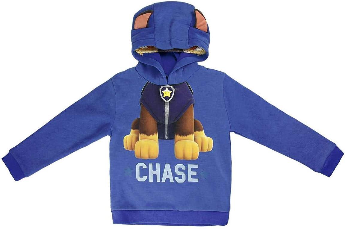 Paw Patrol The S0711091 Sweater, Navy, Talla 6 Años Unisex-Child ...