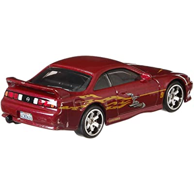 Hot Wheels Nissan Silvia (S14 Kouki): Toys & Games