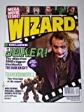 Wizard Magazine 2008 Movie Spectacular The Joker Heath Ledger Dark Knight, The Spirit, Iron Man, Star Trek, Hulk, Wanted, Transformers 2, Wolverine, Indiana Jones 4, Harry Potter, Christian Bale