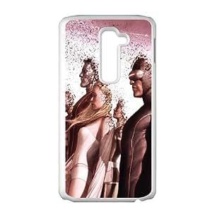X Men Comic LG G2 Cell Phone Case White yyfabc-466930