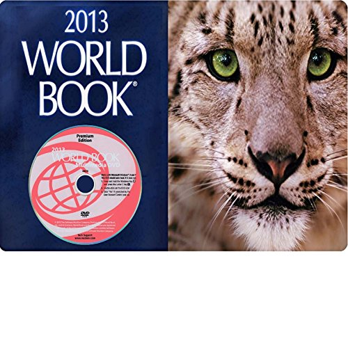 Picture of a World Book Encyclopedia 2013 DVDROM 787637934846