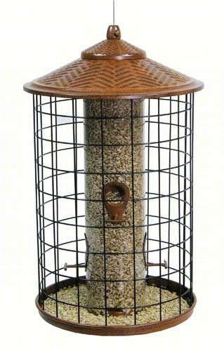 Grande Squirrel Proof Feeder 2 set of 2 by Hiatt Manufacturing