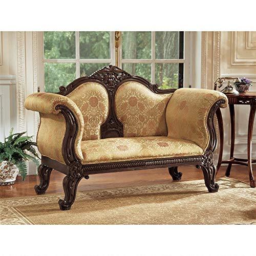 (Design Toscano AF13840 Abbotsford House Victorian Sofa,)