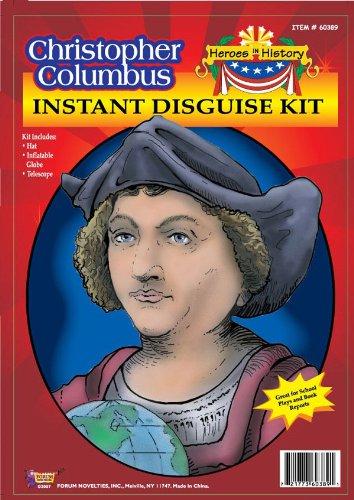 Forum (Kids Christopher Columbus Costumes)