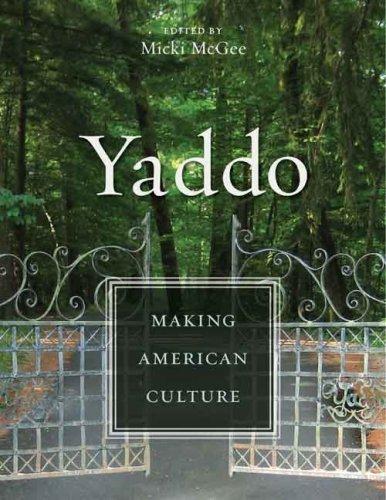Yaddo: Making American Culture (2008-11-12) - Yaddo Gardens