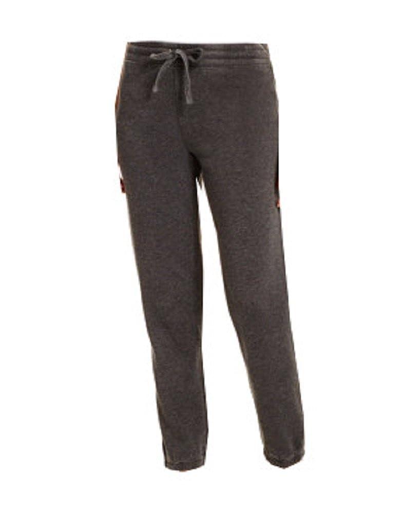 Style & Co. Sport Petite Soft Jogger Pants, Faded Deep Black, PM
